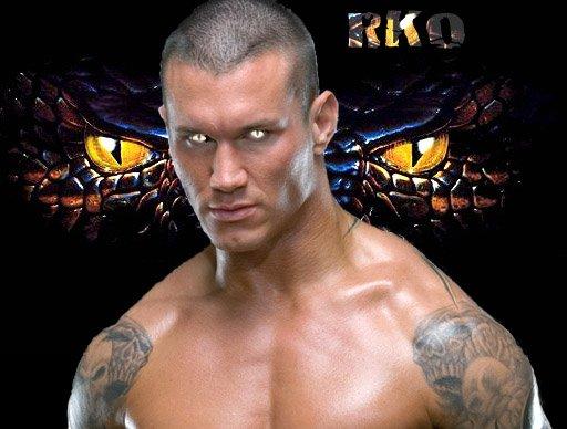 Randy Orton dit la vipère