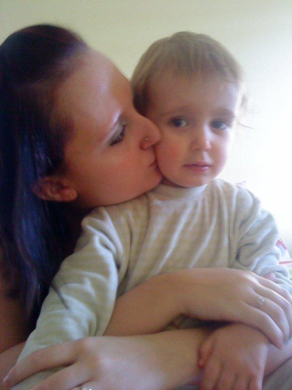 Mon petit bout avec maman