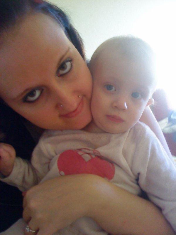 Ma tite mémère et maman