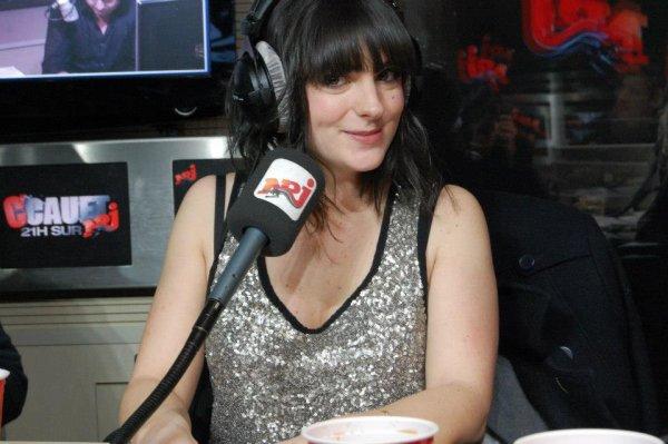 Marion de C'Cauet sur Nrj.