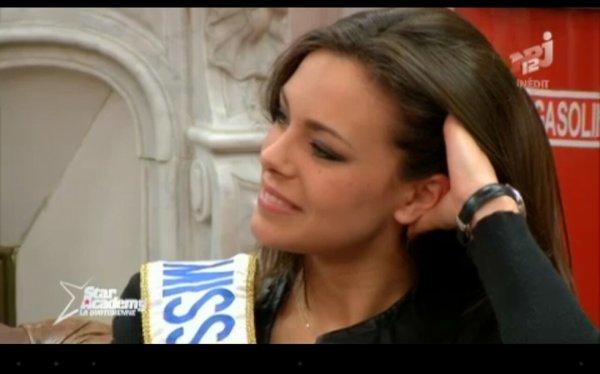 Miss France 2013 à la #StarAc!