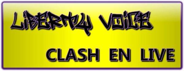 Clash en Live