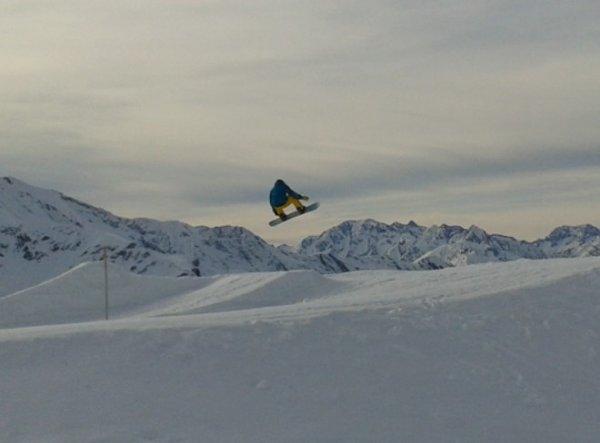 Ma passion le Snowboard