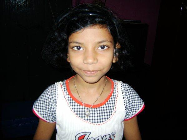 My cousin Deepa