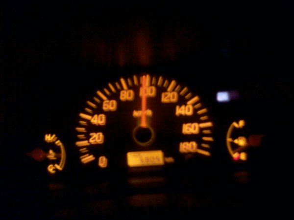 Highway and top speed makes me crazy