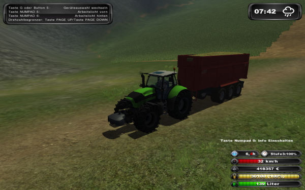 landwirtschafts simulator 2011 ensilage