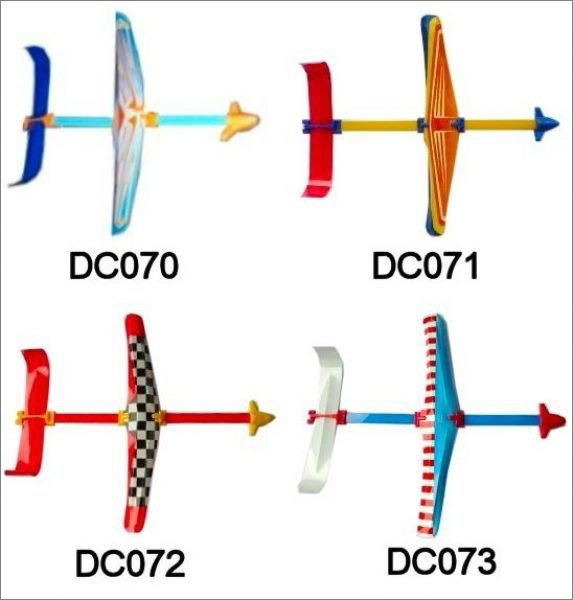 Avions Gigantesque DC070 à DC073 - 2011-2012