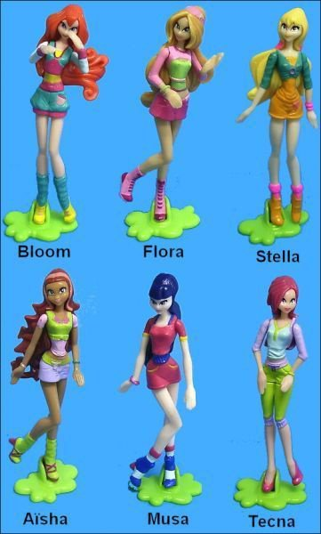 Winx club - Love and Pets -2010-2011