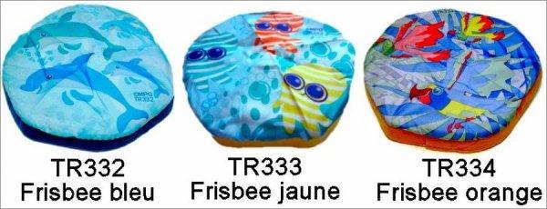 Kinder Joy - Frisbee - TR332 à TR334 - 2013