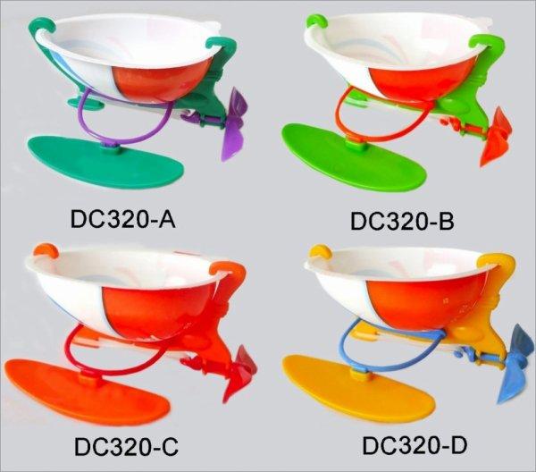 Coques propulsées Kinder Joy Go Move - DC320-A, B, C, D - 2013