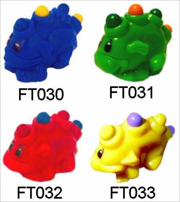 Dinosaures - Kinder Mixart - FT030 à FT033