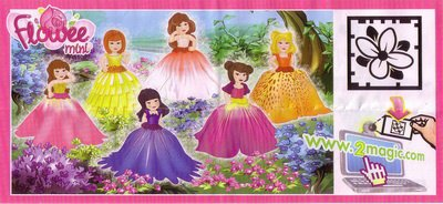Filles robe en Fleurs - FT100 à FT105