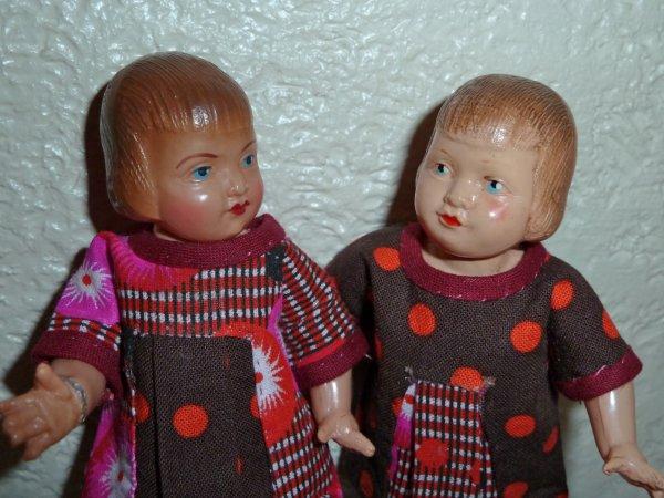 ÉPILOGUE : L'arrivée de Jani et Janou, les jumelles.