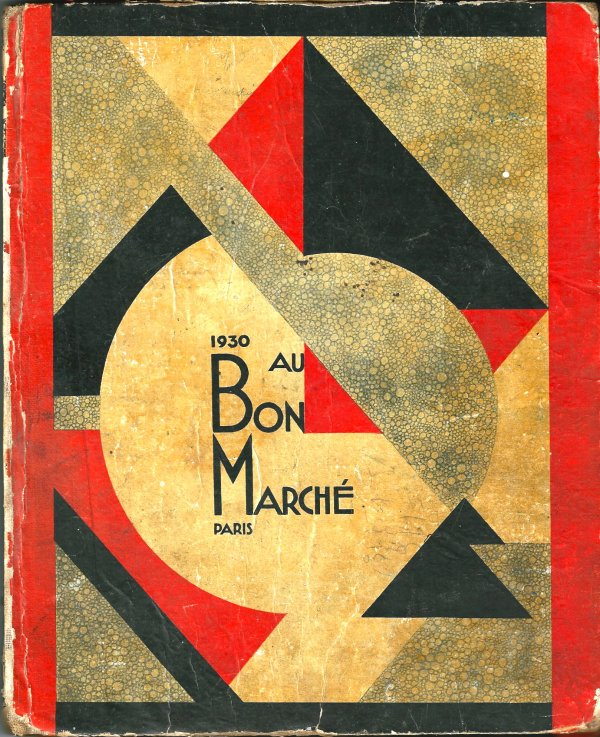 Catalogue du BON MARCHÉ 1930