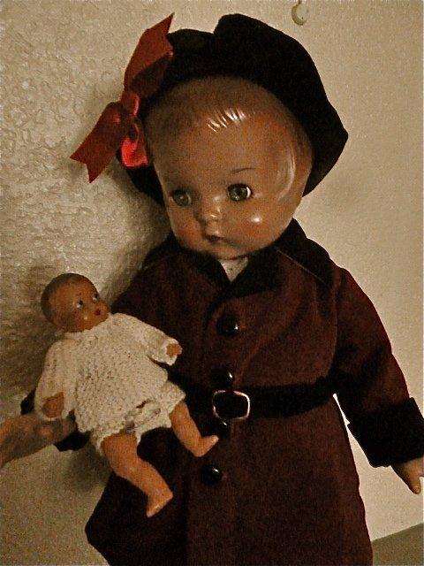 Patsy-Anne reçoit une poupée