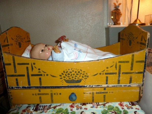 Un lit pour Dy-Dee