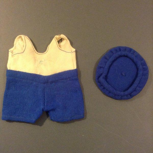 Vêtements Bleuette, Gautier-Languereau, encore