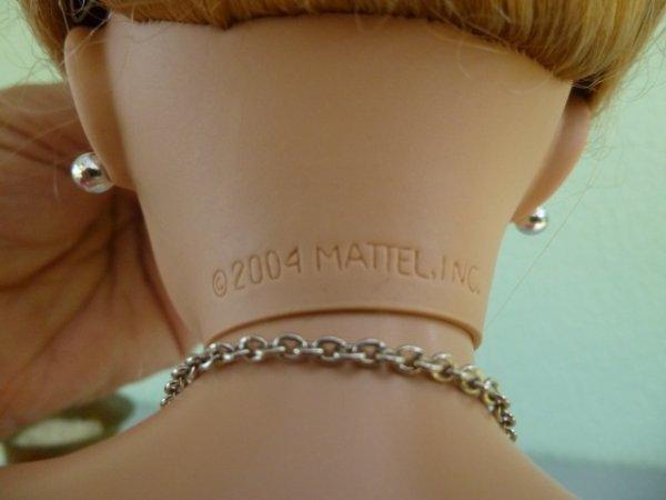Qui connait cette Mattel ?