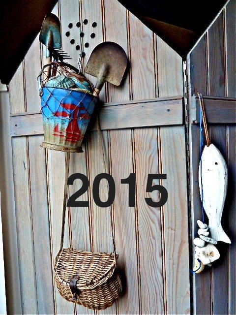 Très bonne année nouvelle à toutes et tous !