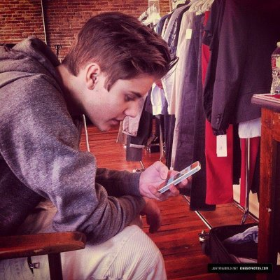 Justin .. <3 *___*