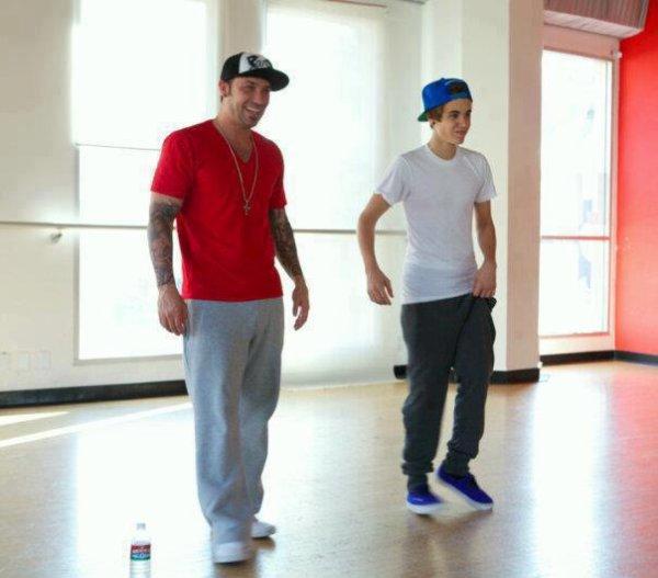 Justin & Son père