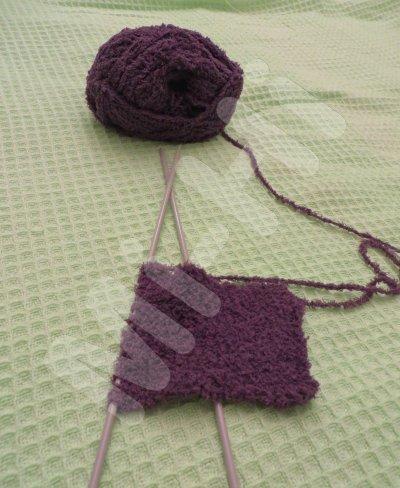 Découverte du tissage, du crochet et du tricot