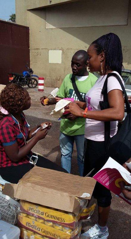 PREVENTION DU VIH/SIDA DANS LES LIEUX FESTIFS DE LA VILLE DE YAOUNDE AU CAMEROUN