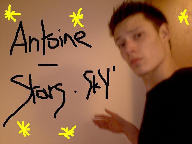 Antoine et les Célébrité(e)s !