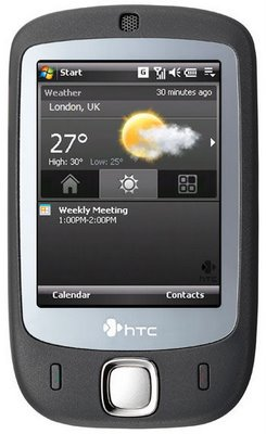 HTC Touch Dual Black