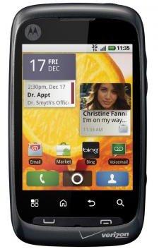 Motorola Citrus (Verizon Wireless)