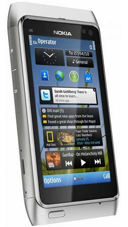 Nokia N8 16GB Unlocked