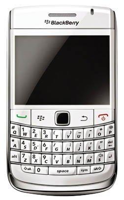 Blackberry Bold 9780 White Unlocked