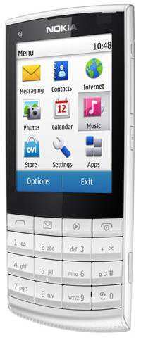 Nokia X3-02 Touch and Type Unlocked