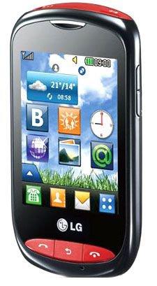 LG Cookie T310i (WiFi Unlocked)