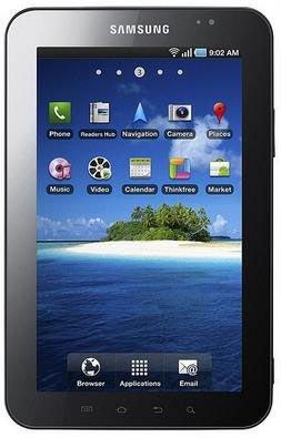 Samsung P1000 Galaxy Tab Unlocked