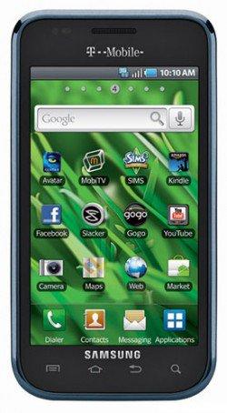 Samsung Vibrant 4G (T-mobile)