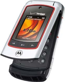 Motorola Adventure V750 Verizon Wireless