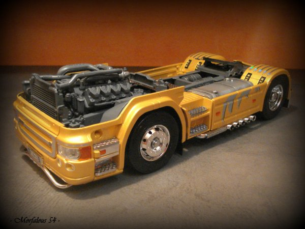- Mon Scania R620 -
