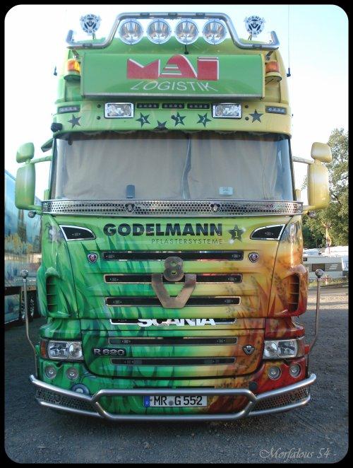 Retour sur la grande fete du camion en Allemagne ... en juillet dernier