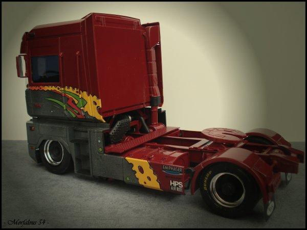 Après mon Scania ... mon Renault