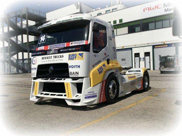 - European Truck Racing 2014 -