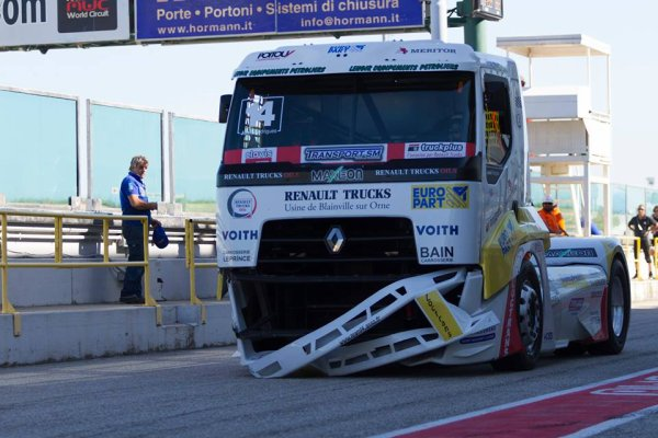 - Misano 2014 - les camions / courses ...