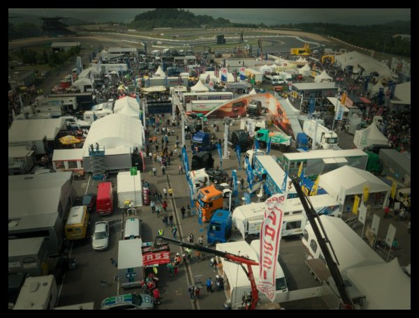 Week - end à venir : Truck Grand Prix / NURBURGRING 2014 -