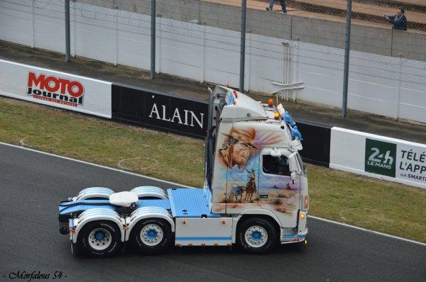 - Le Mans 2014 -