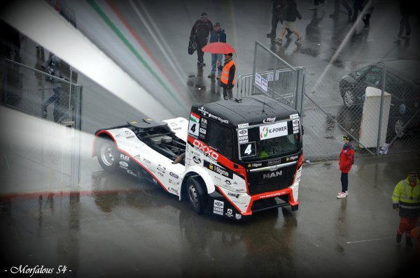 - Le Mans 2014 - ( suite ) Truck Racing