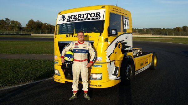 Truck Racing 2015 ... la 1ère grosse info !