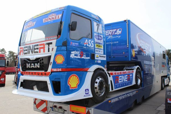 - Européan Truck Racing 2015 -