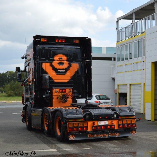 - Le Mans 2015 - ( 1ère partie / Trucks Show )