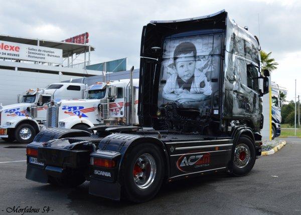 - Le Mans 2015 - ( 1ère partie / Trucks Show ) Suite ...
