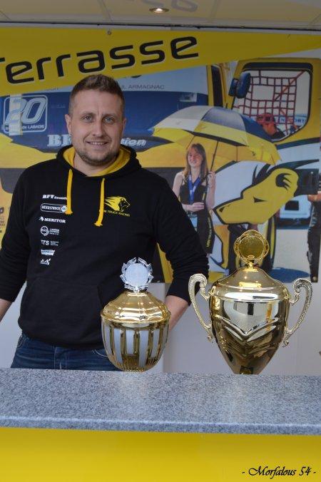- Le Mans 2015 - ( 1ère partie / Truck Racing )